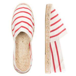 נעלי אספרדיל שקד