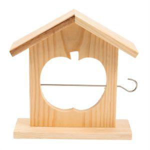 מתקן האכלה לציפורים - תפוח