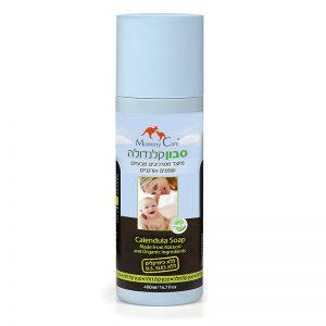 סבון קלנדולה לתינוק טבעי ובריא אקו סטור