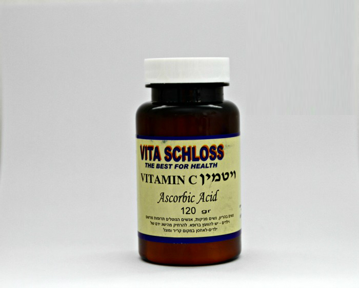 ויטמין C - שלוס אקו סטור