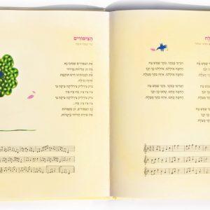 שיר וסיפור לכל עת - מוסיקה אורגנית