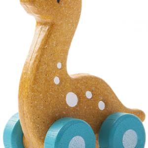 מכונית דינו -צעצועי עץ לילדים