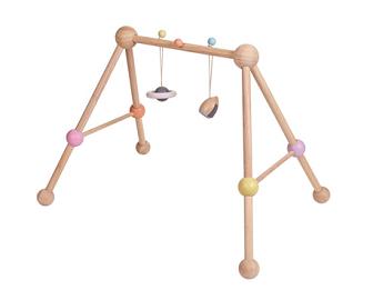 אוניברסיטה לתינוק מעץ  - צעצועי עץ לילדים