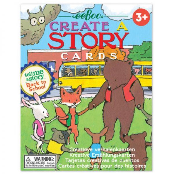 משחק ילדים מקורי - ספר לי סיפור