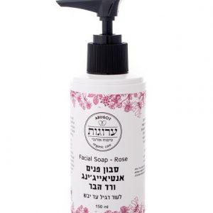 סבון פנים לעור רגיל-שמן
