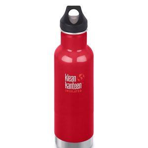 בקבוק שתיה אקולוגי מבודד חום וקור קלין קנטין - 592 מ