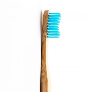 מברשת שיניים במבוק מתכלה למבוגרים