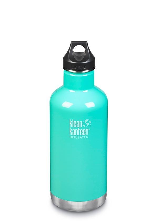"""בקבוק שתיה אקולוגי מבודד חום וקור קלין קנטין - 946 מ""""ל - אקו סטור"""