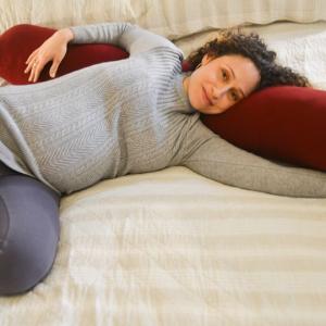 כרית תמיכה להריון ולידה -בורדו