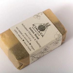 סבון פנים פחם פילינג - Kimaya