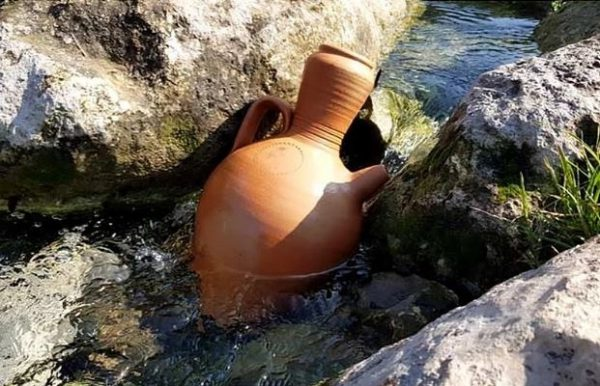 כד מים חיים - אקו סטור