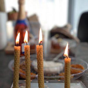 נרות לחנוכה
