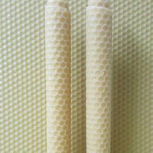 דפי דונג טבעי ליצירת נרות