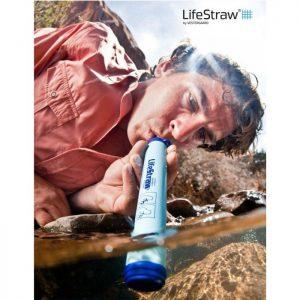 קשית טיהור מים Lifestraw