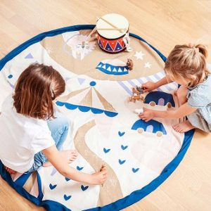משטח פעילות ונשיאה Play&Go - קרקס