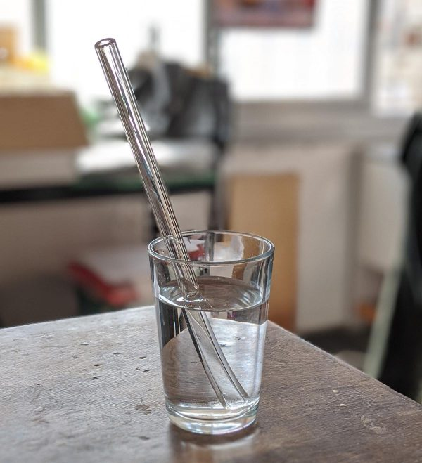 glass straw for drinking