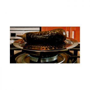 חציליה - להכנת חציל קלוי