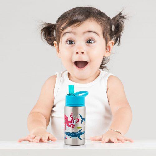 בקבוק שתיה תרמי לילדים