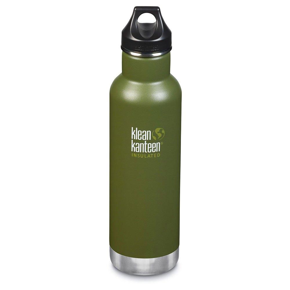 """בקבוק שתיה אקולוגי מבודד חום וקור קלין קנטין - 592 מ""""ל - אקו סטור"""