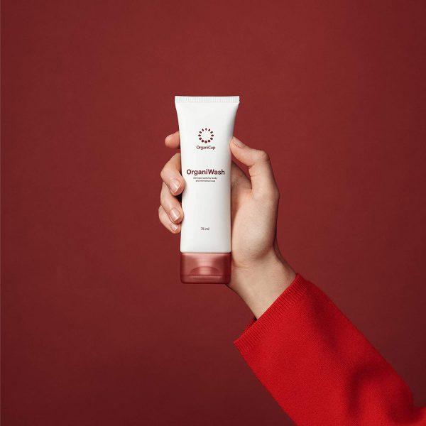 סבון לניקוי גביעונית - OrganiWash