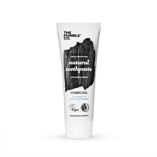 משחת שיניים טבעית - פחם