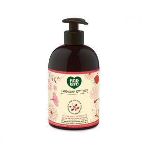 סבון ידיים ecoLove - אדום