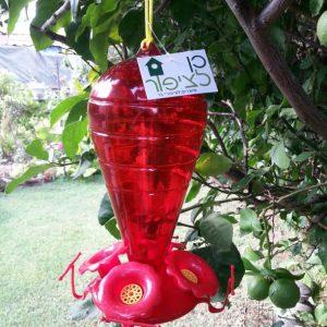מתקן האכלה לצופיות - מתקן האכלה לציפורים -אקו סטור
