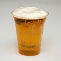 כוס שתיה קרה גדולה מתכלה אקו סטור