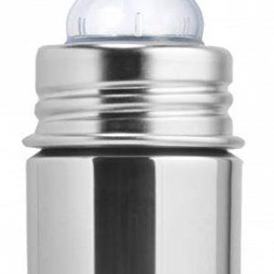 בקבוק לתינוק - ללא פלסטיק - נירוסטה - 150 מ״ל - Pura